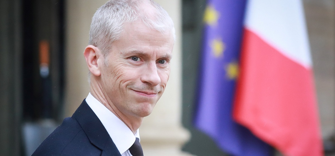 French culture minister Franck Riester tested positive for coronavirus