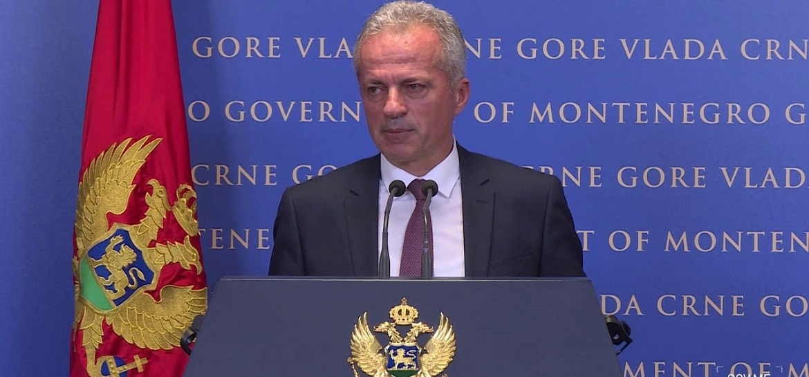 Montenegro Minister of Labor and Social Welfare Kemal Purišić infected with Coronavirus