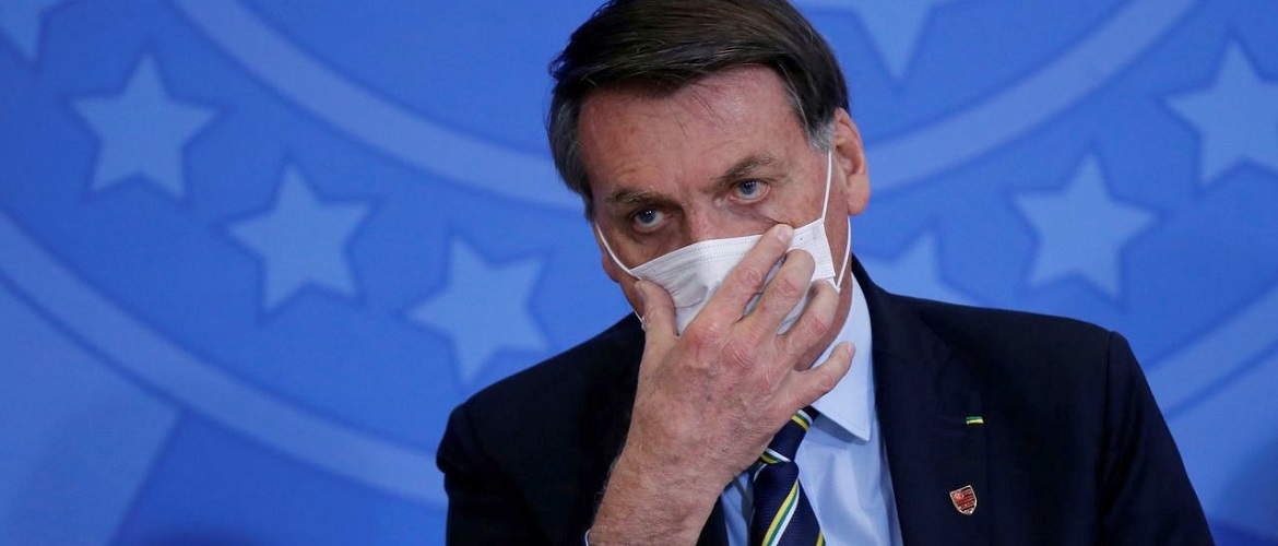 President Bolsonaro of Brazil Tested Positive for Coronavirus