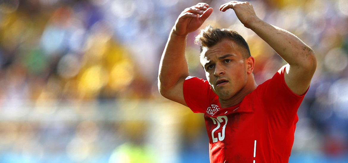 Liverpool forward Xherdan Shaqiri tested positive for Coronavirus